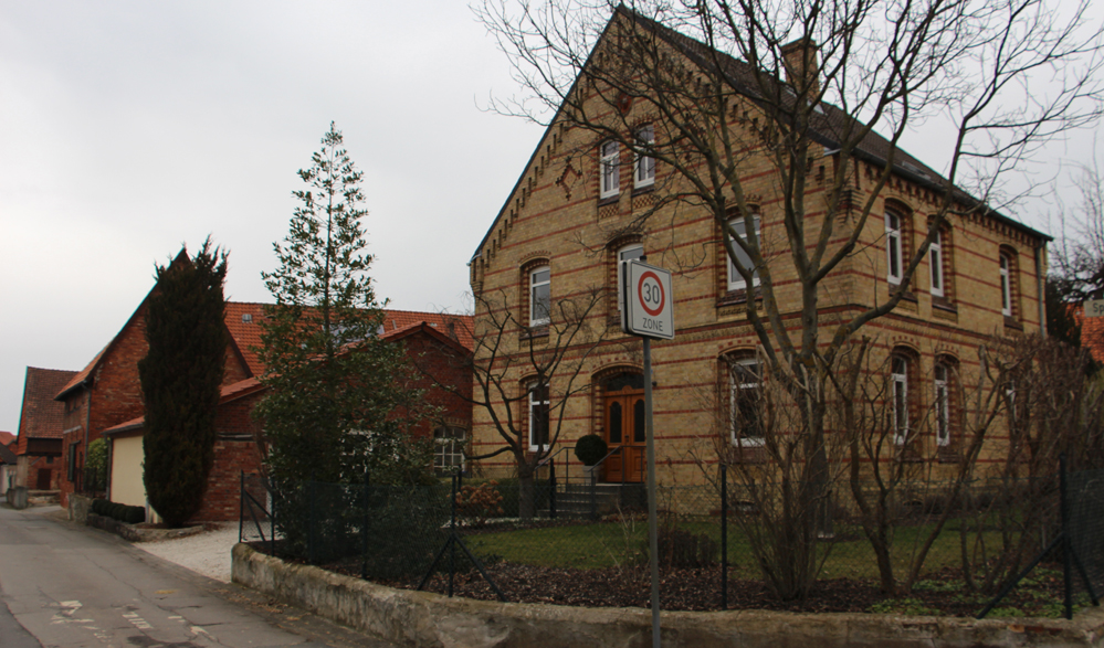 """Specke"" Ecke Hauptstr."