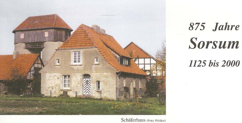 das alte Schäferhaus vom Klostergut