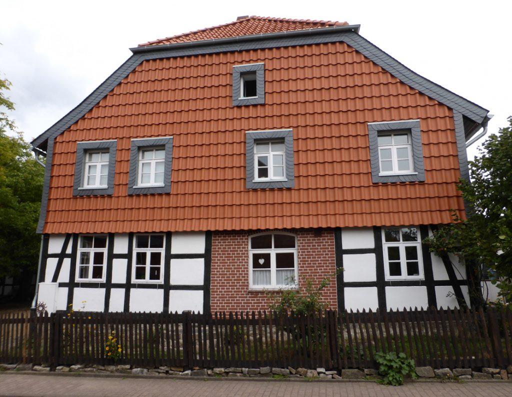 Wohnhaus Delmhorst (jetzt Homeister)